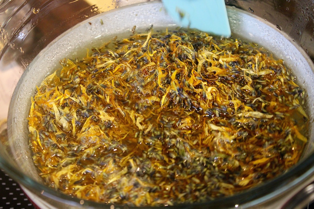 Herb mixture by Claire MacKay at Outlander Gathering