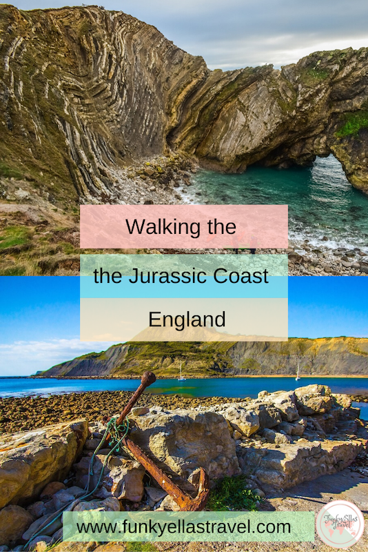 Walking the Jurassic Coast, England. Where it is, where to hike and where to stay