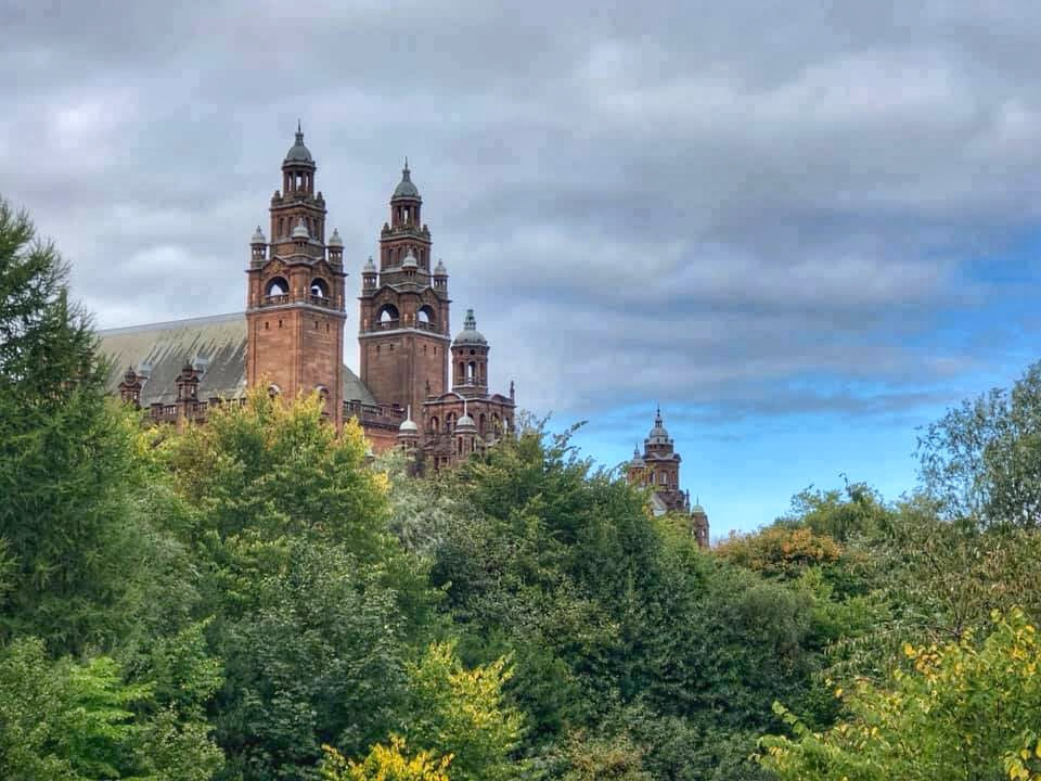 Outlander in Glasgow, Kelvingrove Art Gallery and Museum