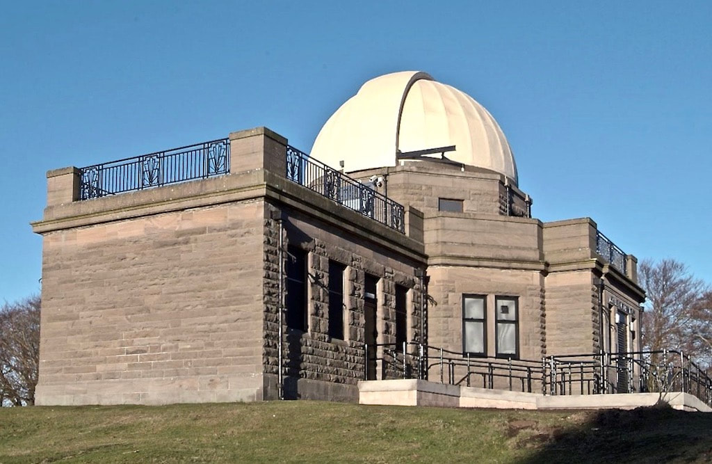 Mills Observatory, Dundee, things to do with children in Dundee