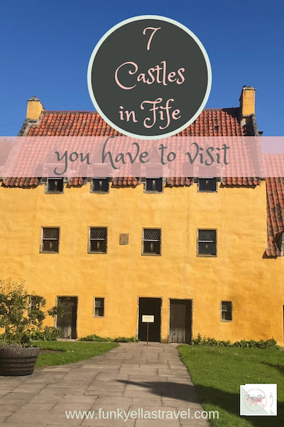 7 Castles in Fife you just have to visit