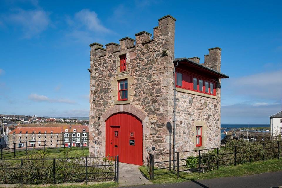Nisbet's Tower, Eyemouth