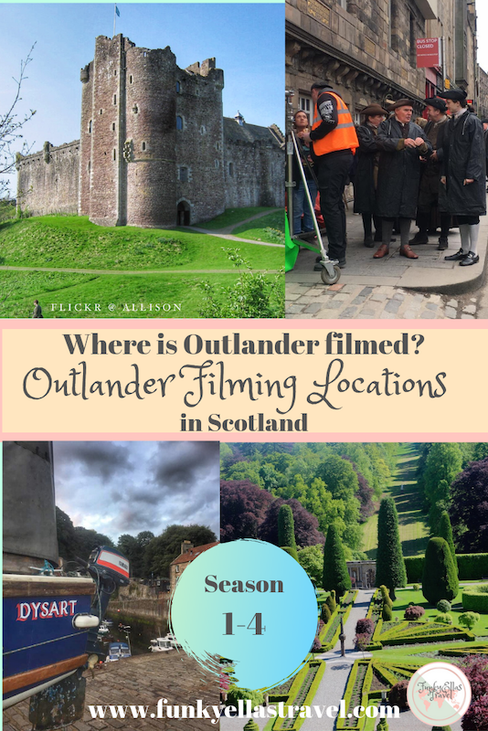 Where is Outlander filmed? Find out every filming location in Scotland, from season 1-4 and how to visit them on day trips from Edinburgh and Glasgow
