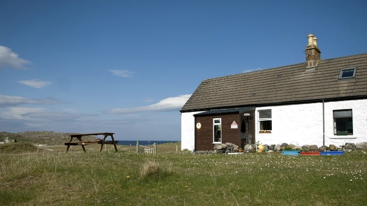 Alchmelvich youth hostel, nc500 accommodation