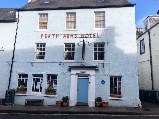Where to eat in Dunkeld, The Perth Arms