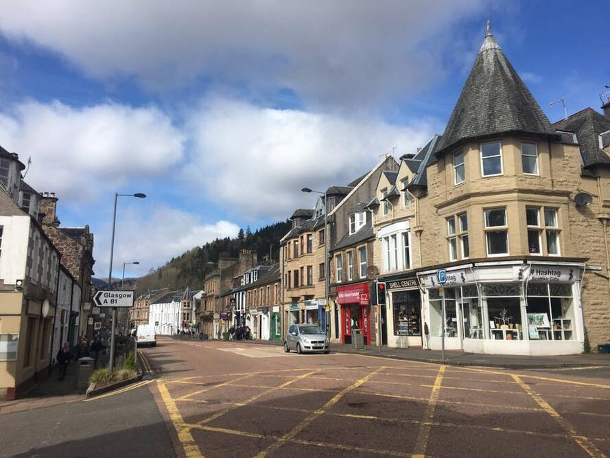 Things to do in Callander