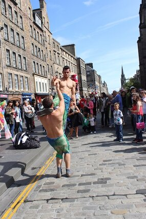 Shows at the Edinburgh Fringe