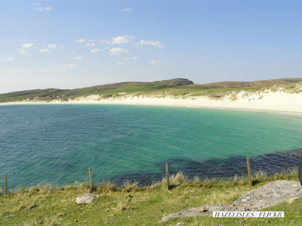 Vatersay in the Outer Hebrides