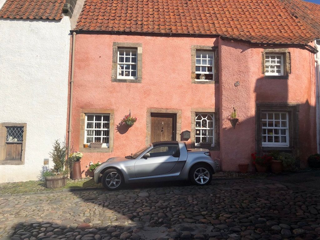 Things to see in Culross