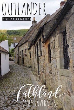 Outlander filming locations Pinterest