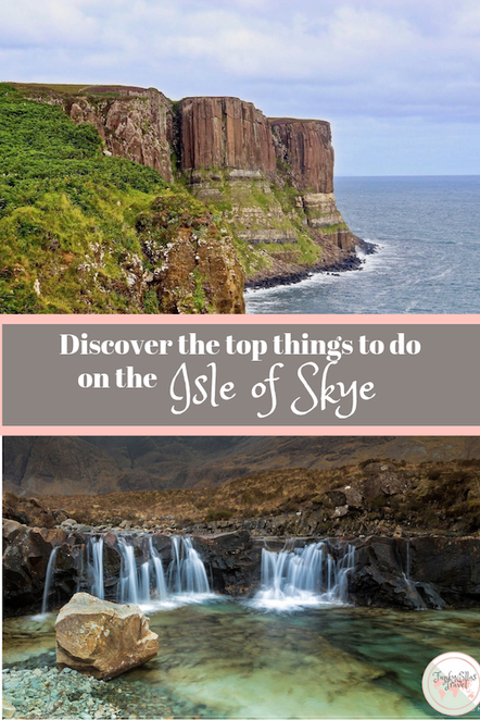 Discover the top things to do on the Isle of Skye. Scotland