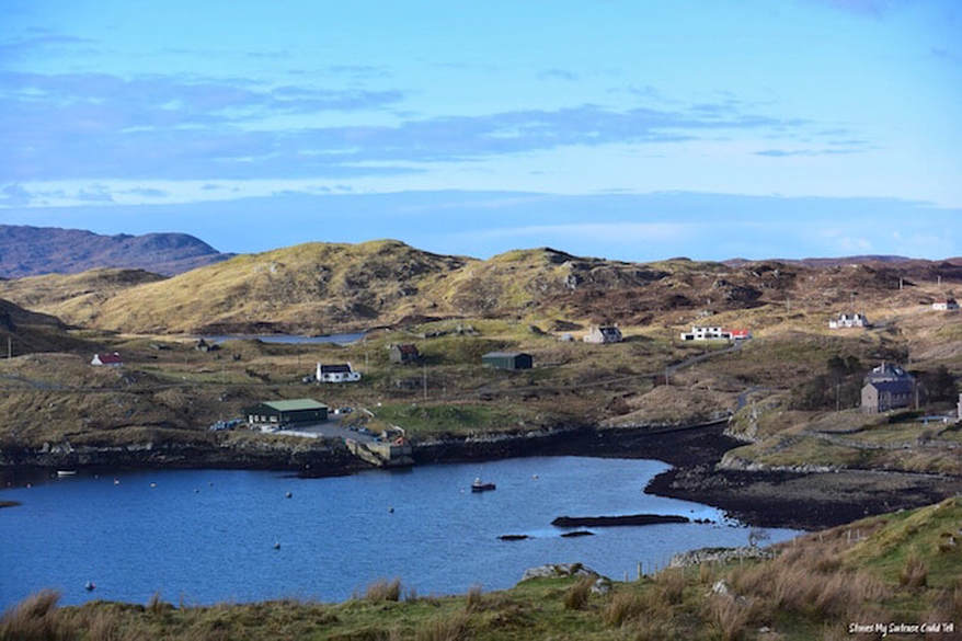 Lewis and Harris islands, Scotland