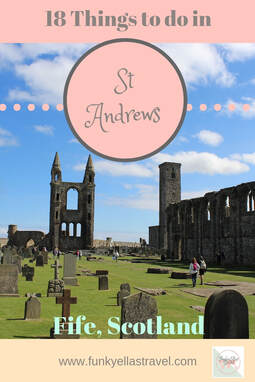 18 amazing things to do in St Andrews, Fife, Scotland