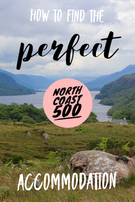 Find the perfect North Coast 500 accommodation