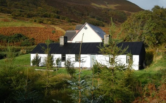Places to stay on the NC500
