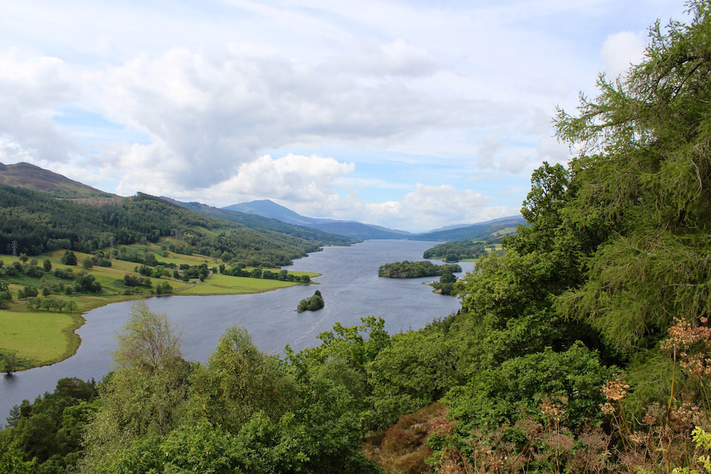 Queen's View, Pitlochry