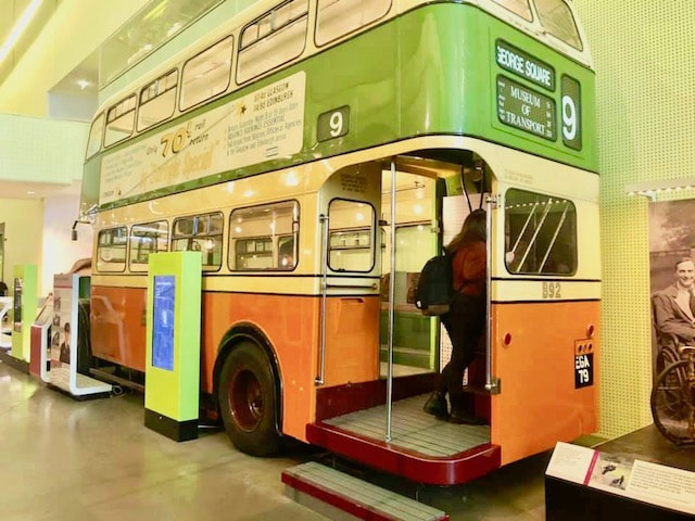 Glasgow transport museum
