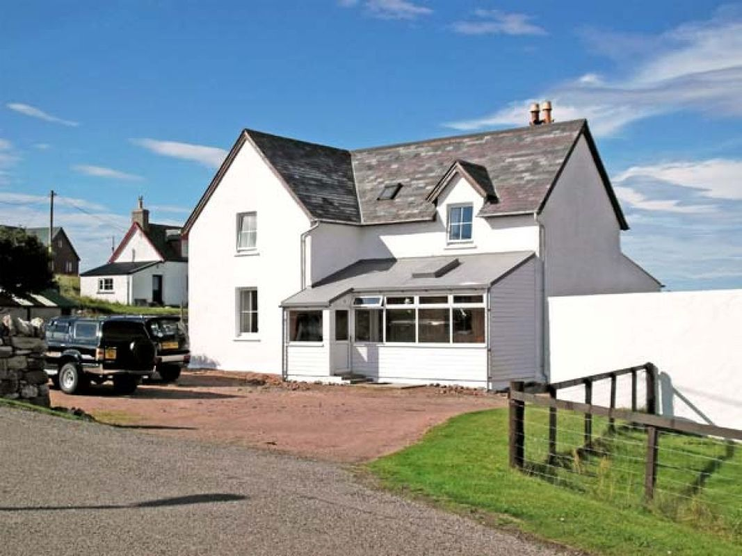 Transvaal House, Durness, NC500