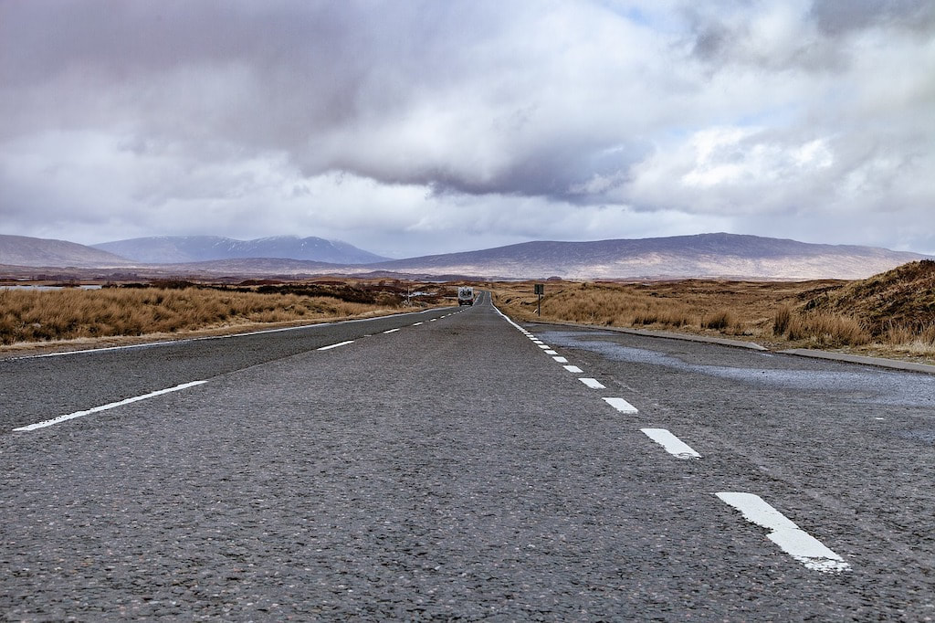 guide to driving in Scotland