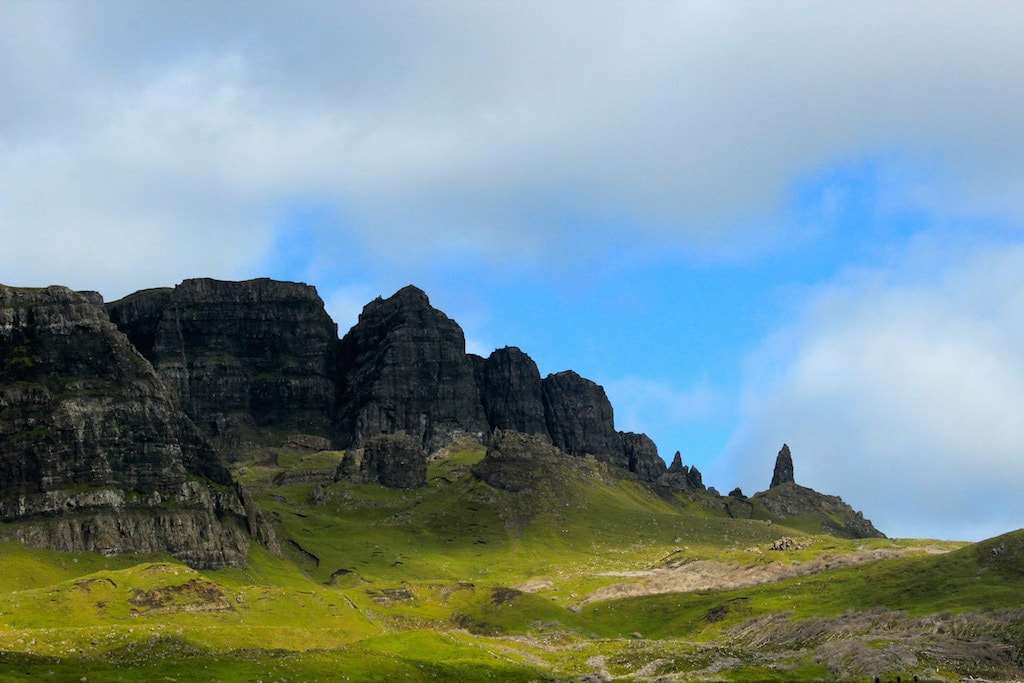 Scotland travel blogger visits Isle of Skye