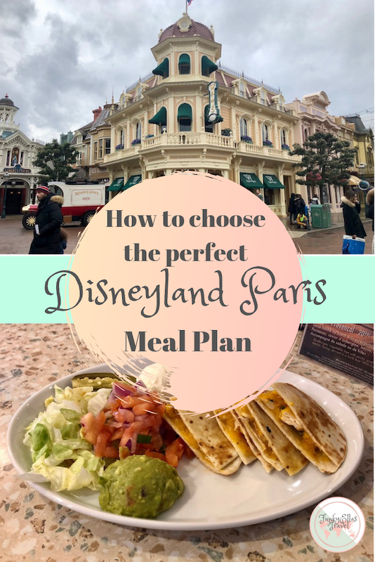 How to plan the perfect Disneyland Paris meal plan, from choosing which plan most suits you, to which restaurants offer the best value.