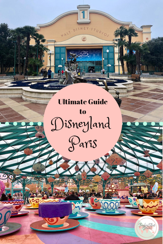 The ultimate guide to Disneyland Paris for beginners