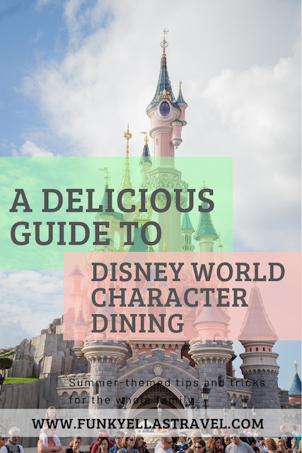 My guide to Disney World character Dining in Orlando, Florida. How to see the characters you want and eat the food that you like, in Walt Disney World #disneyworld #dining #orlando
