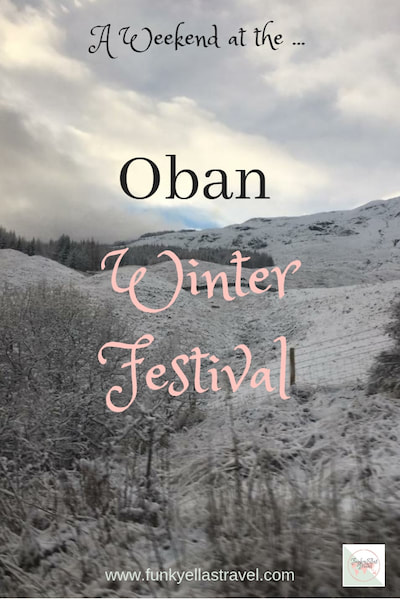 Oban Winter Festival. Wrap up and enjoy a weekend full of wintery fun and frolicks in Oban, Scotland